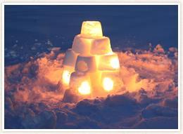 雪灯廊 その3